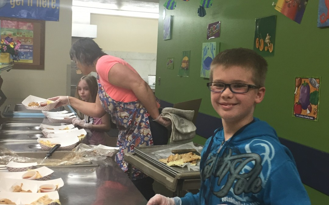 Eating Well at Sisters Schools