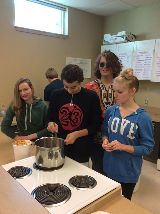 2016-01-05 No Ordinary Cooking Class