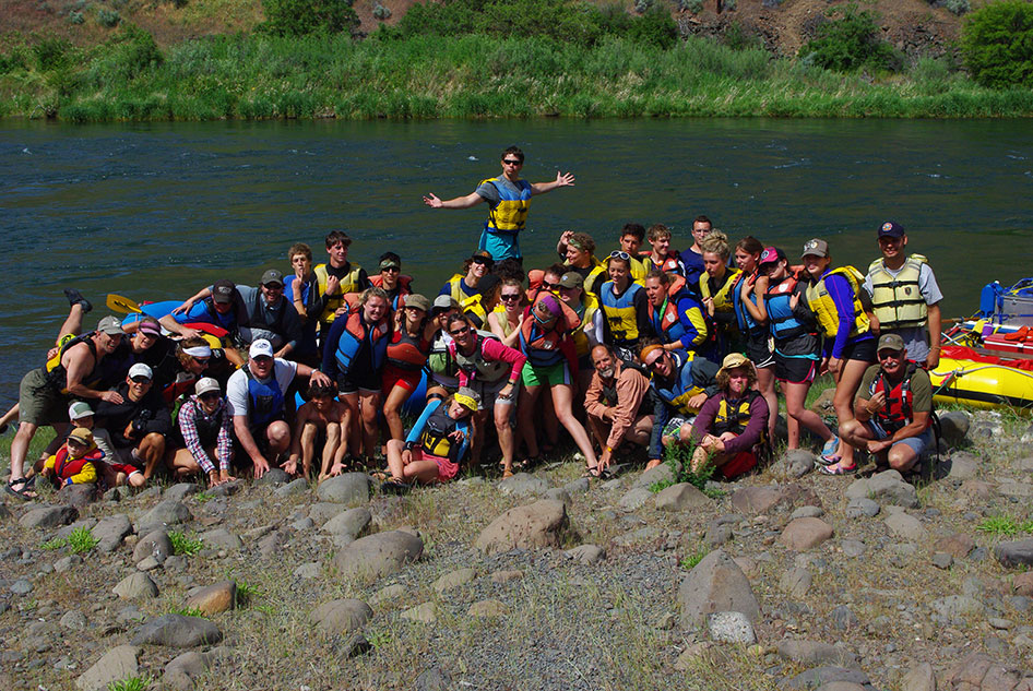 2009-05-25 Rafting Expedition