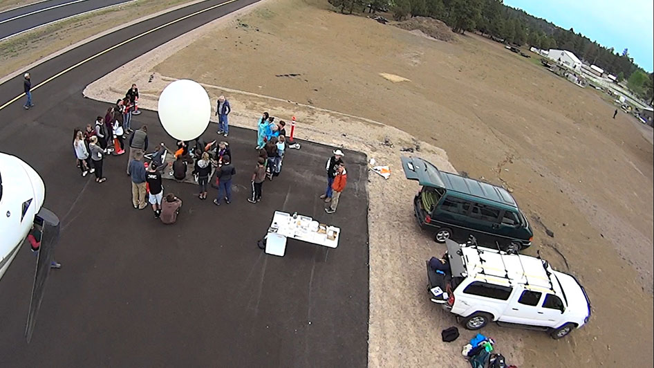 2016-05-07 Stratospheric Balloon Launches