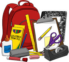 Student Supplies List
