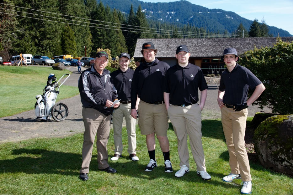 2016-04-04 Tokatee Golf Match