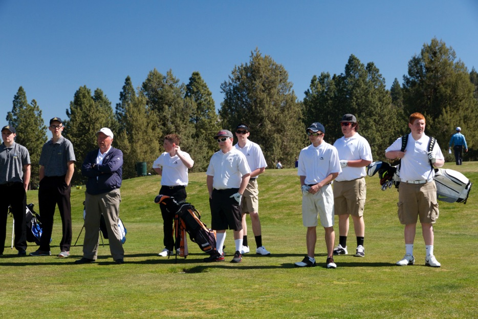 2016-04-07 Awbrey Glen Golf Match