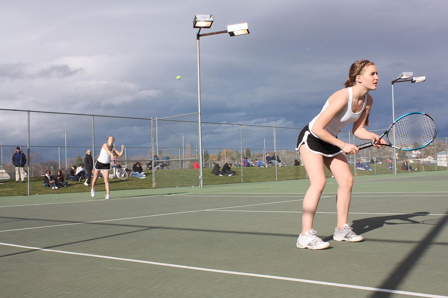 2012 Tennis Season
