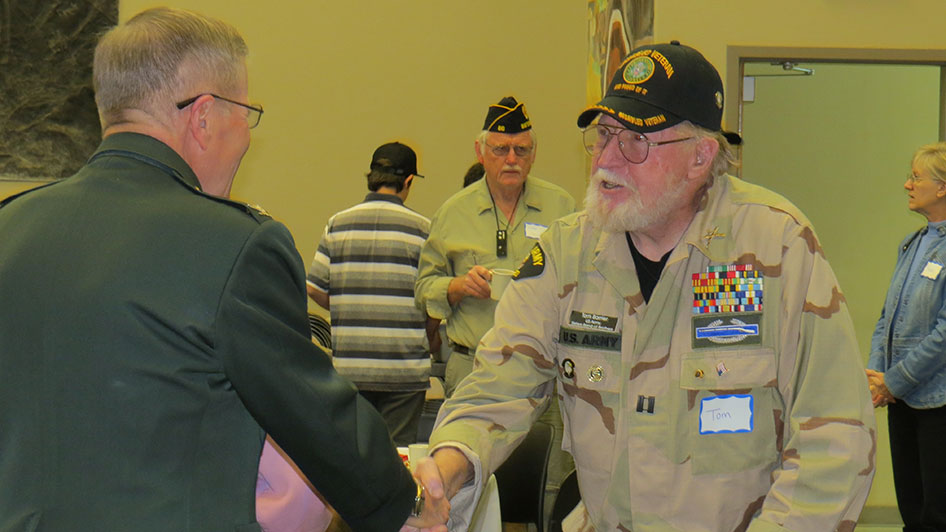 2014-11-07 Veteran's Day Breakfast