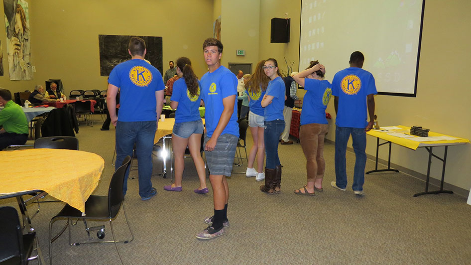 2016-05-26 Key Club Annual Kiwanis Breakfast