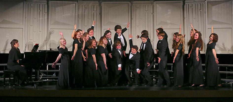 2014-03-05 Jazz Choir
