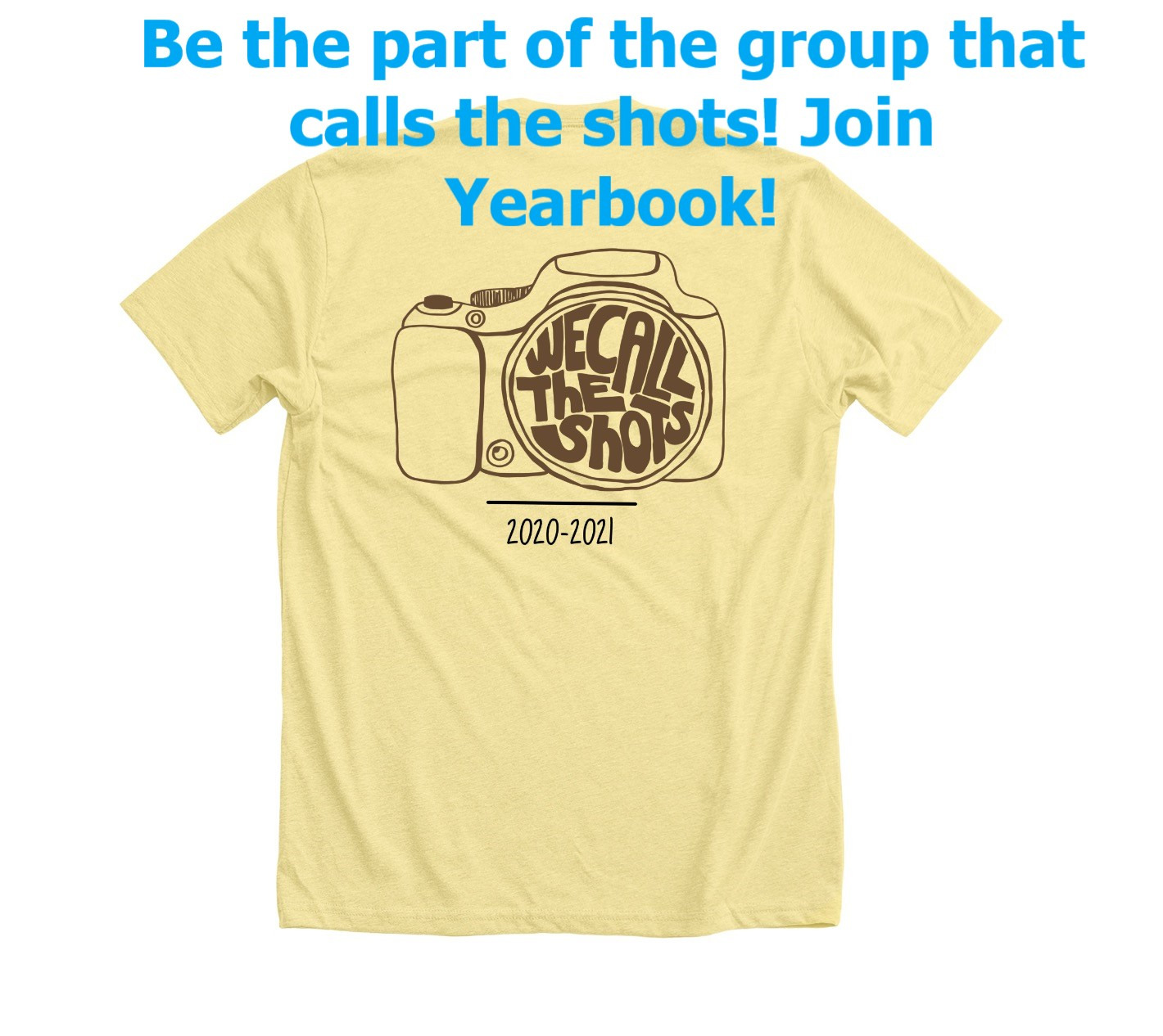 Join Yearbook
